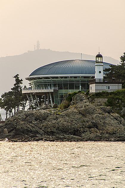 Apec Building Busan