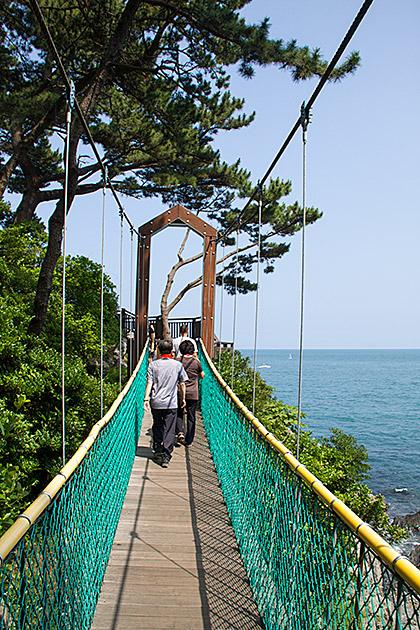 Dongbaekseom-Island