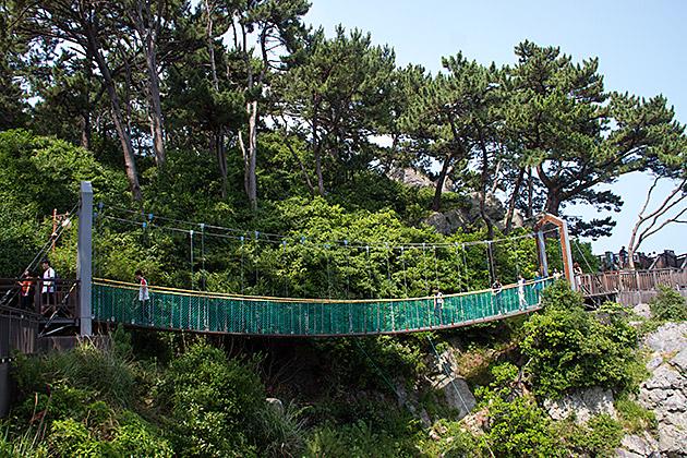 Swing Bridge Busan