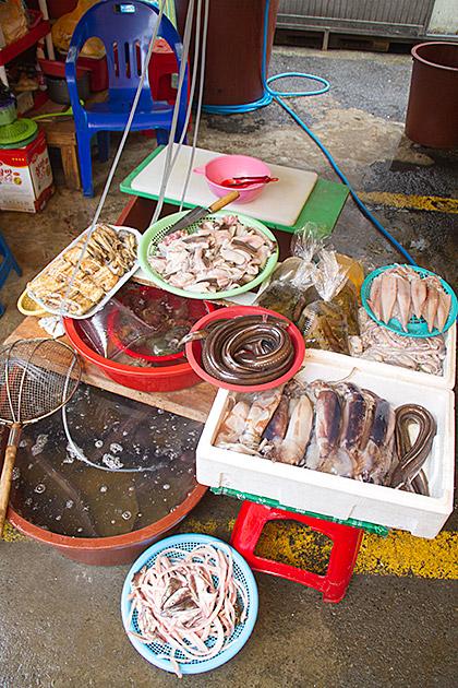 Eel Market