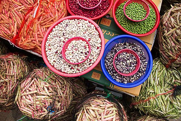 Korean Beans