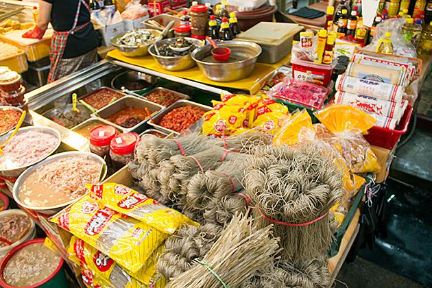 Noodles Korea