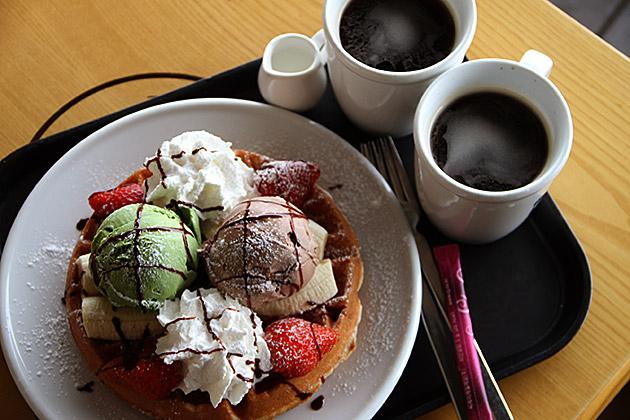 Korean Waffle