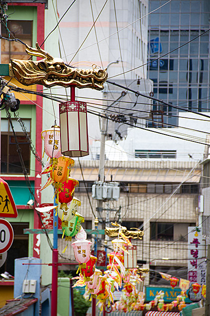 Dragon Alley Busan