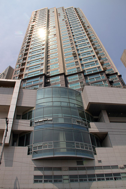 Buildings Busan