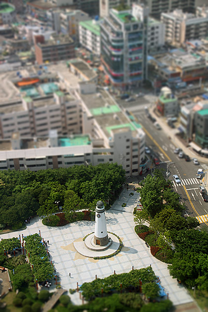 Tilt Shift Busan