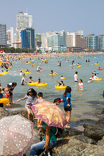 Beaches Korea