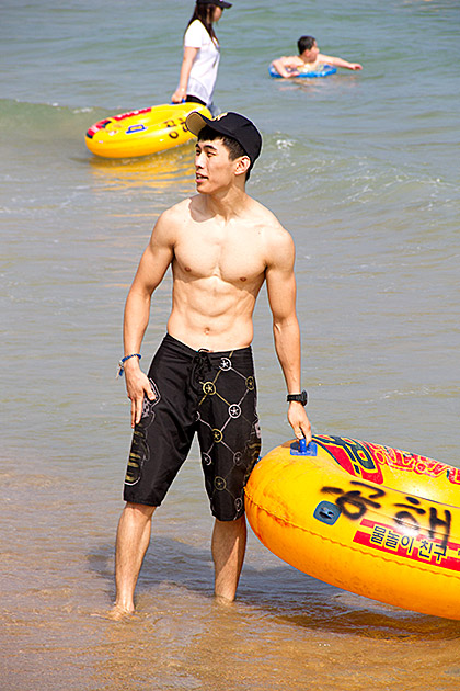Korean Hunk