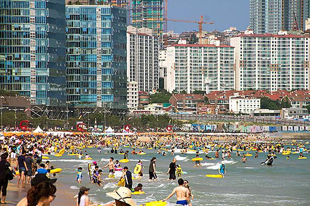 Sommer Busan