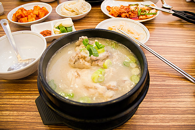 Korean-Summer-Chicken-Soup