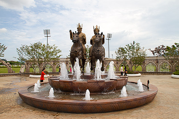 Horse-Fountain