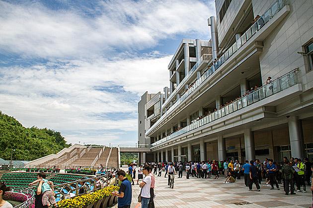 Race Track Busan