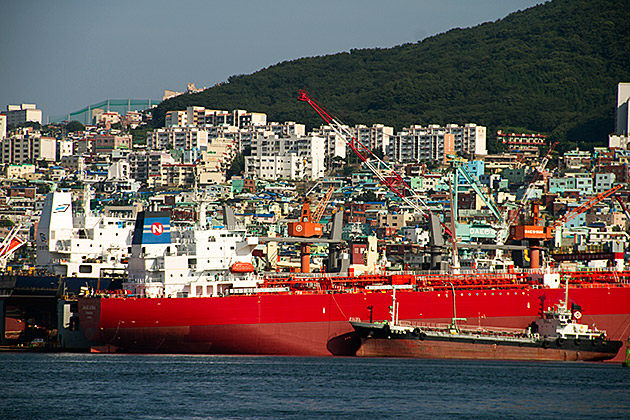 Big Ship Busan