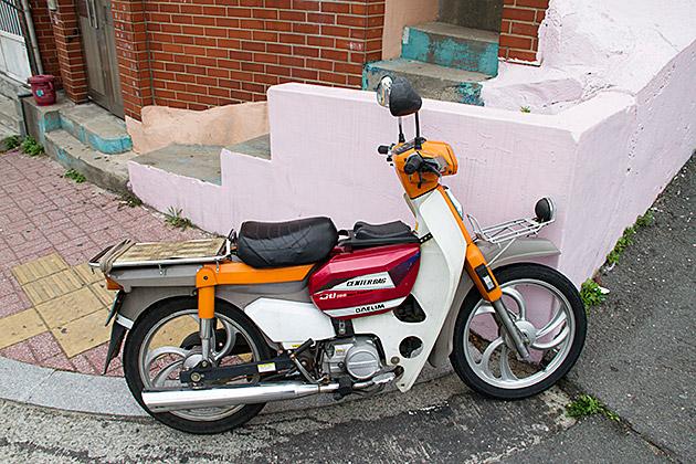 Moped Korea